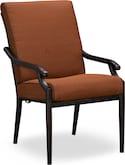 Outdoor Furniture-Gilmore Arm Chair
