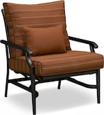 Outdoor Furniture-Gilmore Rocking Chair