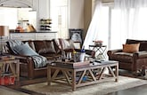 Living Room Furniture-The Pullman Collection-Pullman Sofa