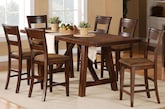 Dining Room Furniture-The Owens Collection-Owens Counter-Height Table