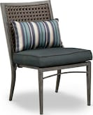 Outdoor Furniture-Tesaro Dining Chair