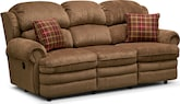 Living Room Furniture-Laconia Reclining Sofa