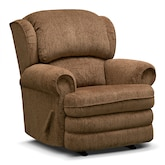 Living Room Furniture-Laconia Rocker Recliner