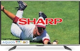 "Televisions - Sharp 70"" 1080P LED SMART 3D TV<br>Model LC70UQ17U"