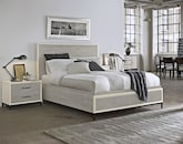 Bedroom Furniture-The Harding Collection-Harding Queen Storage Bed