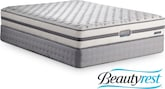 Mattresses and Bedding-Ambition King Mattress/Split Foundation Set