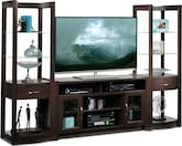 Entertainment Furniture - The Newton Collection