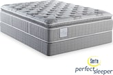 Mattresses and Bedding-Empowerment Queen Mattress/Foundation Set