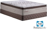 Mattresses and Bedding-Brooksville Queen Mattress/Foundation Set