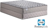 Mattresses and Bedding-The Calavia Springs Firm Collection-Calavia Springs Firm Queen Mattress/Foundation Set