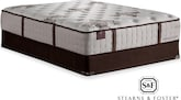 Mattresses and Bedding-The Jonna Firm Collection-Jonna Firm Queen Mattress/Foundation Set