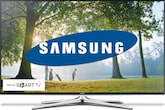 "Televisions - Samsung 50"" LED 1080P SMART TV<br>Model UN50H6350AFXZC"