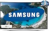 "Televisions - Samsung 55"" LED 1080P SMART Curved 3D TV<br>Model UN55H8000"