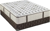 Mattresses and Bedding-Archdale Luxury Cushion Firm Queen Mattress/Foundation Set