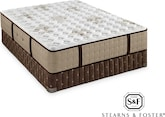 Mattresses and Bedding-The Maddison-Leigh Ultra Firm Collection-Maddison-Leigh Ultra Firm Queen Mattress/Foundation Set