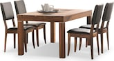 Dining Room Furniture-Atherton 5 Pc. Dining Room