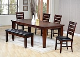 Dining Room Furniture-The Weston Collection-Weston Table