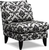 Living Room Furniture-Preston Accent Chair