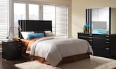 Bedroom Furniture-Gramercy 5 Pc. King Bedroom