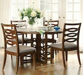 Dining Room Furniture-The Bisset Collection-Bisset Side Chair