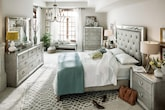 Bedroom Furniture-The Blair Collection-Blair Queen Bed