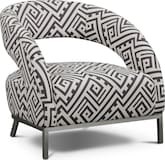 Living Room Furniture-Prospect Accent Chair