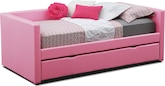 Kids Furniture-The Darby Collection-Darby Twin Daybed with Trundle