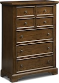 Bedroom Furniture-Hale Rustic Chest