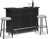 Dining Room Furniture-Bandelier 3 Pc. Bar Set