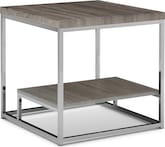 Accent and Occasional Furniture-Moselle End Table
