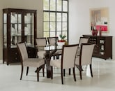 Dining Room Furniture-The Vero Karmon Stone Collection-Vero Dining Table