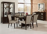 Dining Room Furniture-The Reese Karmon Stone Collection-Reese Table