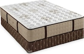 Mattresses and Bedding-Bridgetown Ultra Firm Full Mattress/Foundation Set