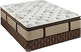 Mattresses and Bedding-Bridgetown Cushion Firm EPT Queen Mattress/Split Foundation Set