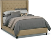 Bedroom Furniture-Asbury Queen Bed