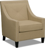 Living Room Furniture-Asbury Accent Chair