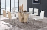 Dining Room Furniture-The Hartley Birch Collection-Hartley Birch Table