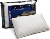 Mattresses and Bedding-Align III Jumbo/Queen Back Pillow