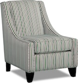 Living Room Furniture-Alexandria Accent Chair