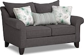 Living Room Furniture-Alexandria Loveseat