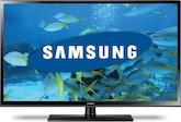 """Televisions - Samsung 43"""" Plasma HDTV<br>Model PN43F4500AF"""