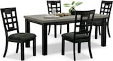 Dining Room Furniture-Wynn 5 Pc. Dining Room
