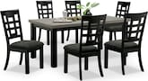 Dining Room Furniture-Wynn 7 Pc. Dining Room