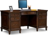 Home Office Furniture-Livingston Executive Desk