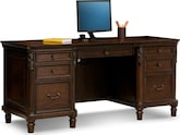 Home Office Furniture-Livingston Credenza Desk