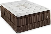 Mattresses and Bedding-Edgebrook LP Full Mattress/Low Profile Foundation Set