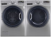 Washers and Dryers - LG Appliances Collection<br>Model WM3570HVA/DLEX3570V