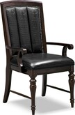 Dining Room Furniture-Eve Arm Chair