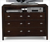 Bedroom Furniture-Palladia Media Chest