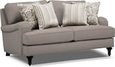 Living Room Furniture-Dandridge Loveseat